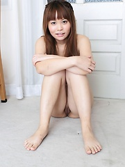 Cute japan girl Junko Kunieda stripping