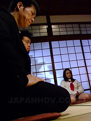 Aorused teen Rui Natsukawa gets fingered good