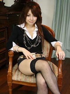 mature model Nanami Takase