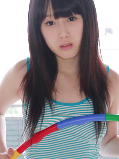 mature model Machiko